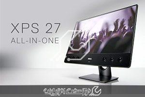 کامپیوتر آل این وان XPS 27 دل