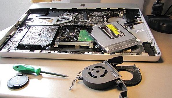تعمیر فن آل این وان